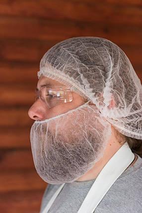 Захист бороди (уп - 100 шт), фото 2