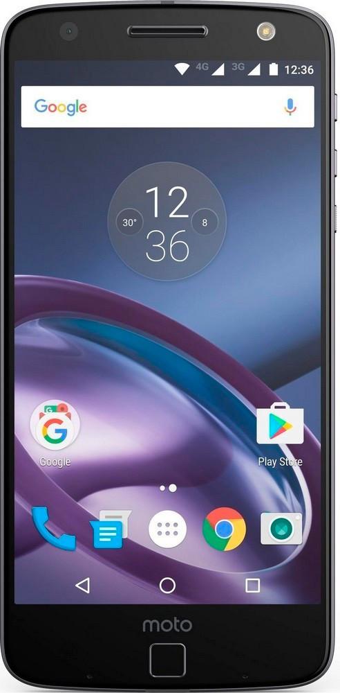 Motorola Moto Z (XT1650-03) 3/32Gb Lunar Grey Grade C