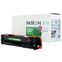 Картридж PATRON HP CLJ CF403A для M252/M274/M277 Magenta, GREEN Label (PN-201AMGL), фото 1