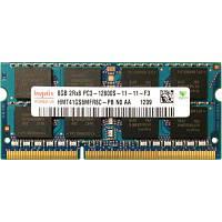 Модуль пам'яті для ноутбука SoDIMM ddr3 8GB 1600 MHz Hynix (HMT41GS6MFR8C-PB)