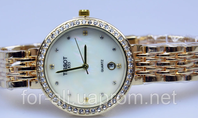 Фото Женские кварцевые часы Tissot T7265