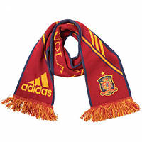 Шарф болельщика сборной Испании Adidas Spain Supporters Scarp