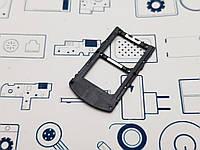 Лоток сим Lenovo P1a42 Сервисный оригинал с разборки
