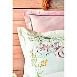 Комплект постельного белья Karaca Home ранфорс евро размер Reveal somon, фото 4