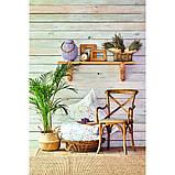 Комплект постельного белья Karaca Home ранфорс евро размер Reveal somon, фото 5