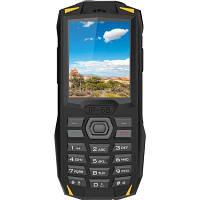 Мобільний телефон Blackview BV1000 Black Yellow (6931548305613)
