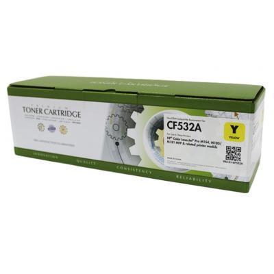 Картридж Static Control HP CLJ CF532A (205A) 900ст yellow (002-01-SF532A)