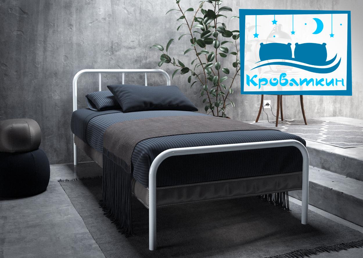 Металлическая кровать Ирис Мини 80х190см Тенеро