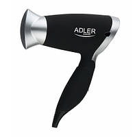 Фен для сушки волос Adler AD 2219 1250W Черный