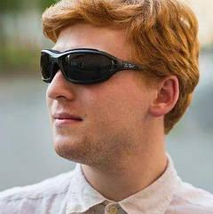 Защитные очки спортивного стиля