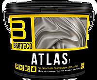 "Перламутровая штукатурка ""Atlas"" TM Brodeco 10л."