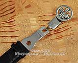 Мужские наручные часы Patek Philippe Sky Moon Tourbillon Silver Black реплика отличное качество Патек Филип, фото 6