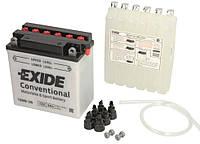 Аккумулятор мото EXIDE 12V 9AH 85A 12N9-3B P+ [135X75X139], фото 1