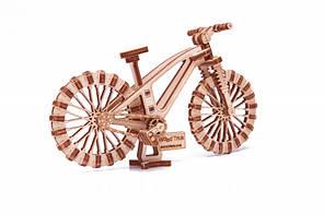 Конструктор деревянный Мини велосипед. Wood trick пазл 3D. 100% ГАРАНТИЯ КАЧЕСТВА!!! (Опт,дропшиппинг)