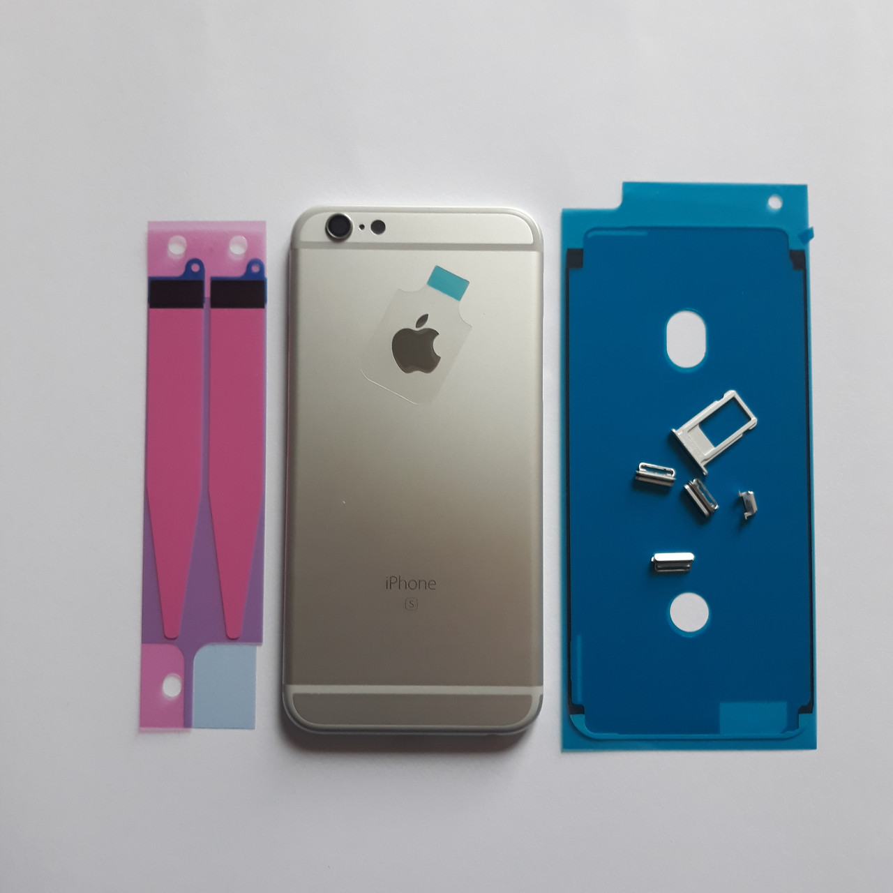 Корпус Novacel для Apple iPhone 6S Silver