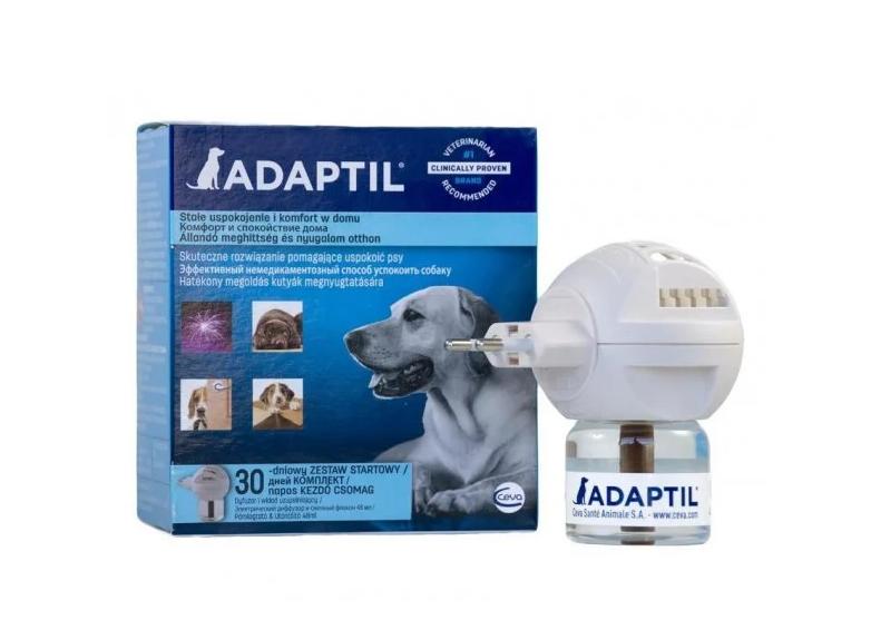 Ceva ADAPTIL АДАПТИЛ розпилювач + змінний блок (феромони для собак), 48мл