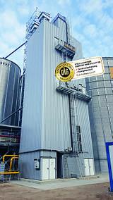 Країна: Польща, Тип: MDB-XN 2/17-SB, Продукт: кукурудза, пшениця, ріпак, Продуктивність: по кукурудзі – прибл. 33.6 т / год з 35% до 15%, по пшениці – прибл. 75.0 т / год. З 19% до 15%, по ріпаку – прибл. 55.0 т / год з 13% до 9%