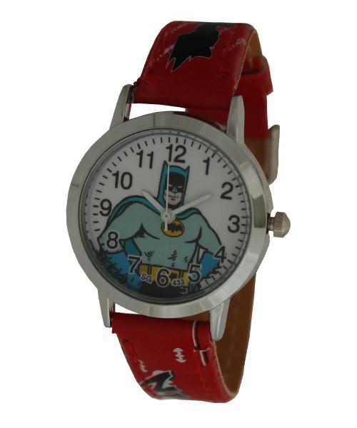 Часы наручные детские для мальчиков Batman