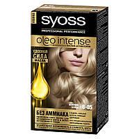 Краска для волос Syoss Oleo Intense 8-05 Бежевый блонд