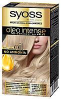 Краска для волос Syoss Oleo Intense 9-11 Холодный блонд