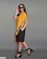 """Платье женское мод.957 (50, 52, 54, 56, 58, 60, 62) """"INELLA"""" недорого от прямого поставщика, фото 1"""