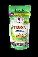Порошок стиральный бесфосфатный TRONA Universal 1кг