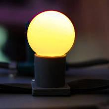 Лампа для гірлянди light BELT Е27 (1 Вт) колір тепло-білий
