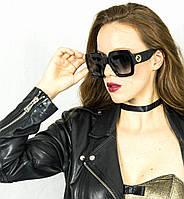 Женские брендовые очки Гуччи. Gucci солнцезащитные очки. Премиум класс.