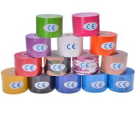 Кинезио тейп Kinesiology Tape 5см х 5м
