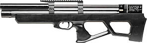 Пневматическая винтовка PCP Raptor 3 Standart 4.5мм 27 Дж черный с чехлом