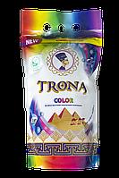 Порошок стиральный бесфосфатный TRONA Color 1кг