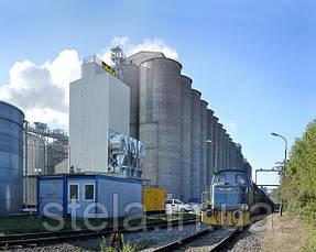 Країна: Польща, Проект: Bioagra S.A., Тип: MDB-XN 3/18-SB, Продукт: кукурудза, Продуктивність: прибл. 45.0 т / год. з 35% до 15%