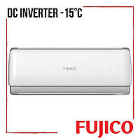 Кондиционер Fujico ACF-I24AHRDN1 DC Inverter -15°С не дорогая сплит система инверторная класс А до 70 м2