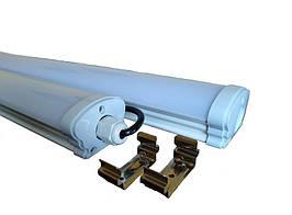 Світильник LED LPP40-1200 6500K 40W 220V 3600L IP65 (ЛПП 2х1200) TechnoSystems TNSy5000035