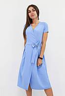 S, M, L | Вишукане плаття на запах Meredis, блакитний