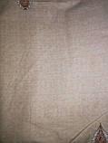 Простынь полуторная 150*210 Сатин (Хлопок), фото 3