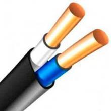 ВВГнг 2х2.5 кабель силовий мідний зі зниженою горючістю