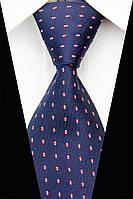 Темно-синий галстук, фото 1