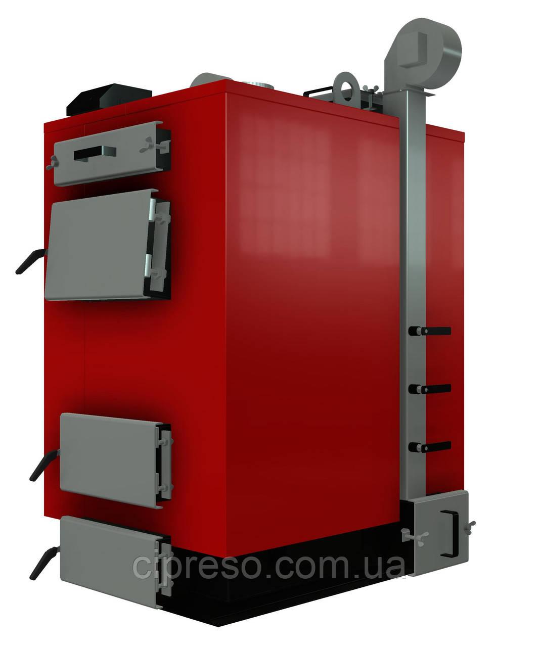 Твердотопливный котел ALtep КТ-3Е 80 кВт, фото 1