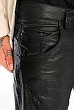 Джинсы мужские Franco Benussi FB 1117-530 лен черные, фото 8