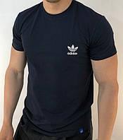 Мужская коттоновая футболка с различными принтами