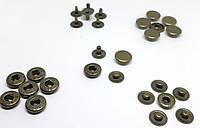 Кнопка 12,5 мм Антик ( в упаковки 720 штук )