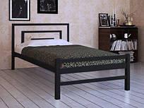 Кровать металлическая Брио-2