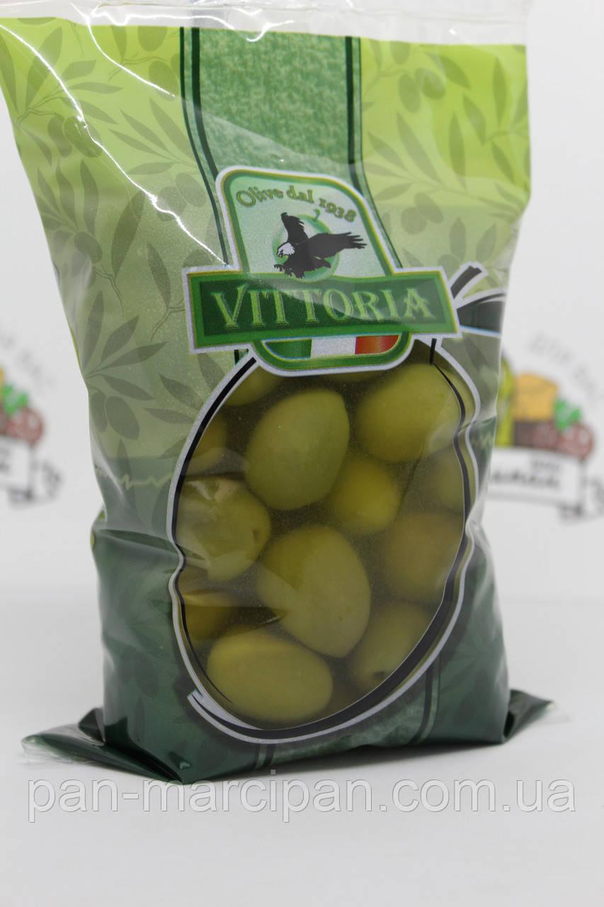 Оливка пакет Vittoria Giganti 500 г
