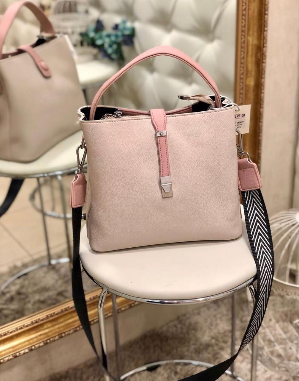 Женская Сумочка клатч кожзам на плечо сумка. В расцветках