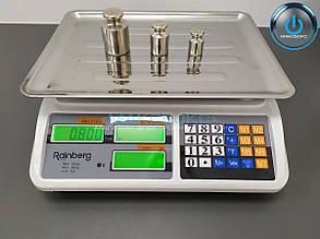 Весы настольные торговые RB311