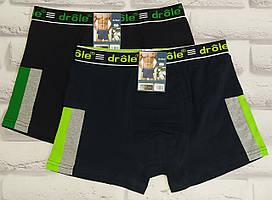 Труси чоловічі боксери Drole М 48-50 раз. Бавовна