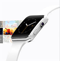 Стильные умные смарт часы Smart Watch X6 white