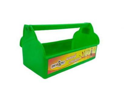 Ящик для инструментов зеленый 32-020