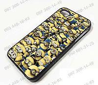 """Задняя Пластиковая панель """"Mиньоны 2"""" для iPhone 5/5s Гадкий Я Модный чехол на телефон Стильный Подарок другу"""
